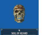 Skull of Helvard