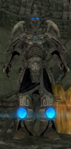 HoLE Aether silversuit