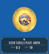 Elder Scrolls Plate Arena