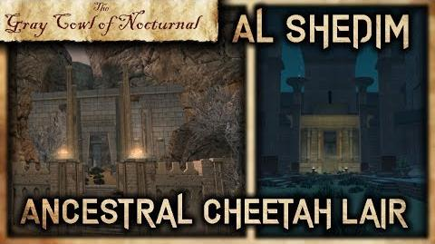 "Al Shedim"" Walkthrough! - ""Gray Cowl of Nocturnal"" - Skyrim SE (Legacy)"