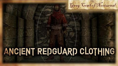 """Ancient Alik'r Clothing"" Location! - ""Gray Cowl of Nocturnal"" - Skyrim SE (Legacy)"