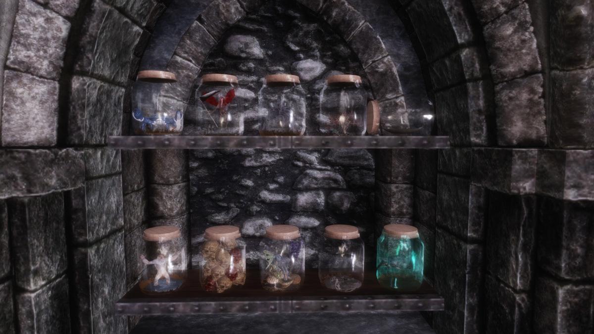 Great JarHunt Room | Legacy of the Dragonborn | FANDOM powered by Wikia