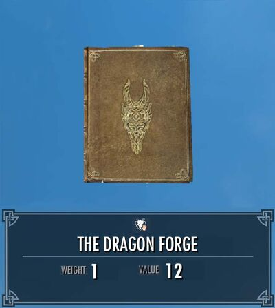 The dragon forge