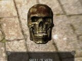Skull of Hern