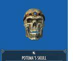 Potema's Skull