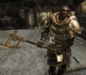 Immaculate dwarven armor location