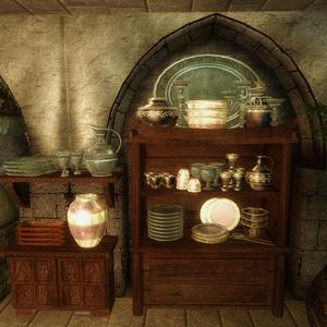 Kitchen Displays | Legacy of the Dragonborn | Fandom