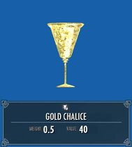 Gold Chalice SSE