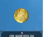 Akaviri Royal Seal