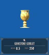 Gemstone Goblet SSE