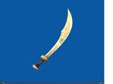 Golden Scimitar
