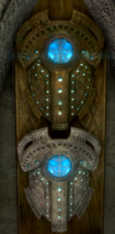 HoLE Aether shield