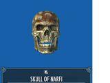 Skull of Narfi