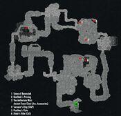 Hob's Fall Cave-localmap