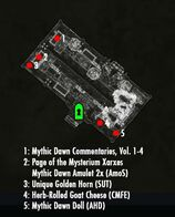 Silus Vesuius's House-localmap