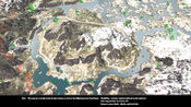 Robber's Gorge-worldmap