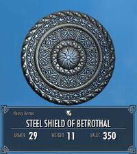 Steel Shield of Betrothal