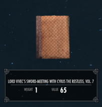 LordVivecsSwordMeetingwithCyrustheRestlessVol7