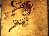 Treasure Map XV