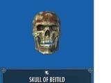 Skull of Beitild