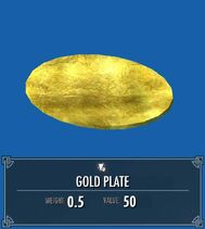 Gold Plate SSE
