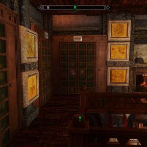 Library 2nd Floor (Classic Skyrim