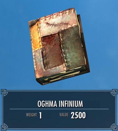 Oghma infinium
