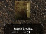 Sanamia's Journal (6)
