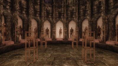 Armory - Display room