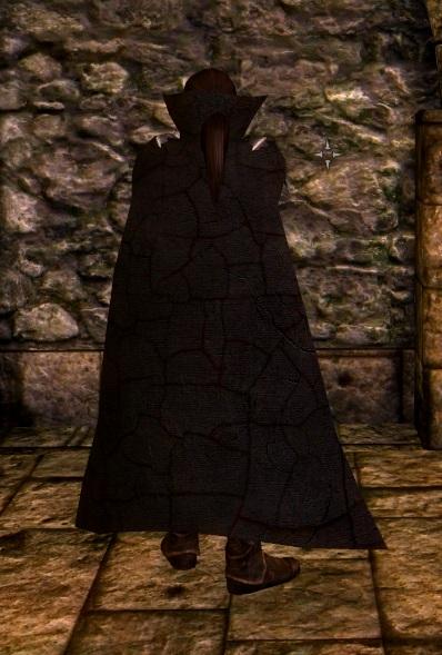Cloak Daedric Legacy Of The Dragonborn Fandom Powered By Wikia