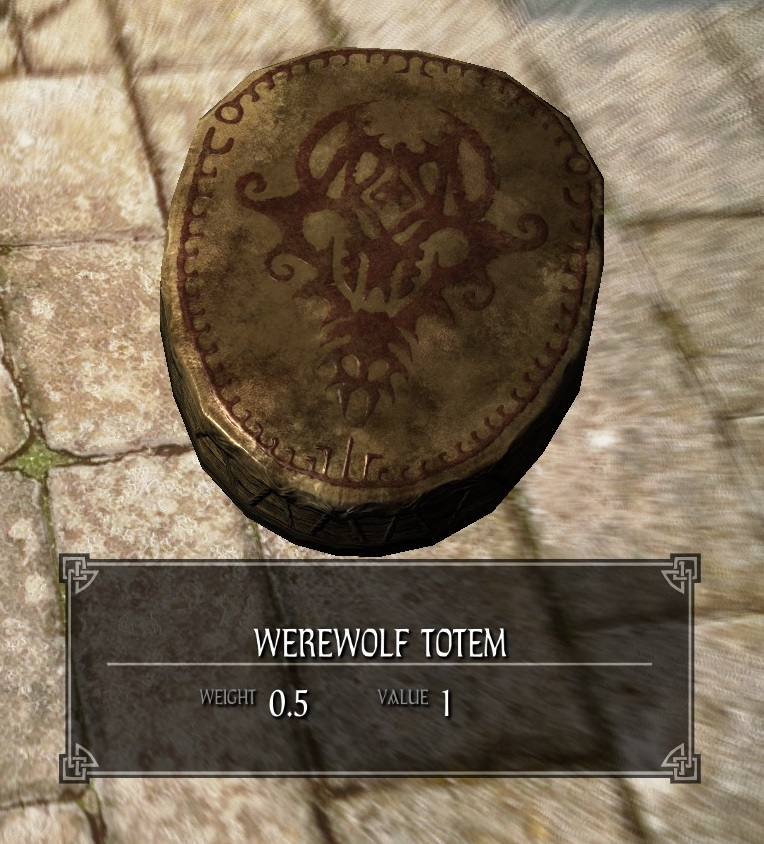 Totem Of Brotherhood Legacy Of The Dragonborn Fandom Powered By