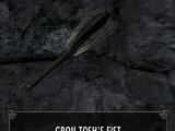 Gron-Tosh's Fist