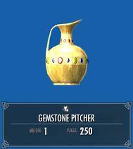 Gemstone Pitcher SSE