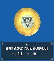 Elder Scrolls Plate Bloodmoon