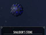 Shalidor's Stone