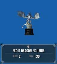 Frost Dragon Figurine SSE