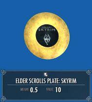 Elder Scrolls Plate Skyrim