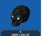Saerek's Skull Key