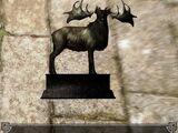 Unique Elk Figurine