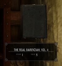 The real barenziah 4 front