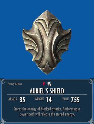 Auriel S Shield Legacy Of The Dragonborn Fandom
