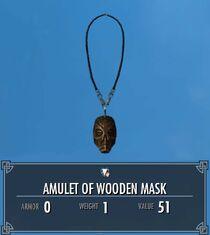 AmuletOfWoodenMaskNonEnchanted
