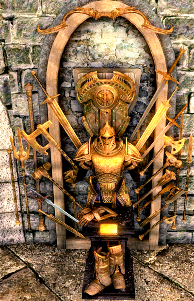 Dwemer Display SSE