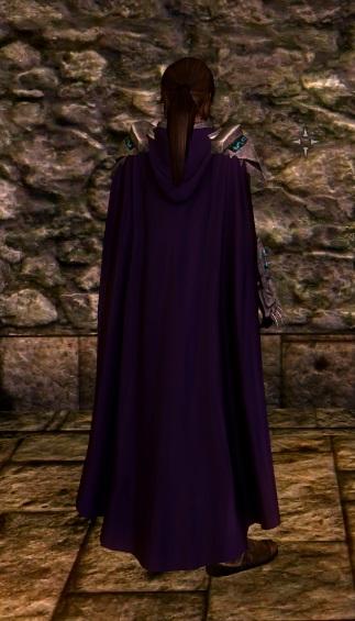 Cloak Dwemer Purple Legacy Of The Dragonborn Fandom Powered By