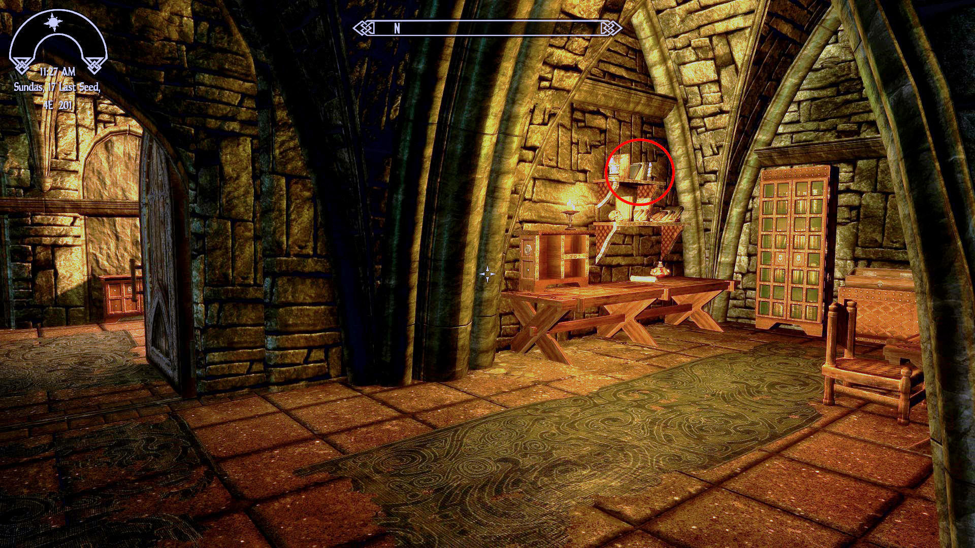 Castle Volkihar Hidden Entrance In Skyrim Dlc – Wonderful
