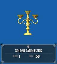 Golden Candlestick SSE