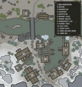 Morthal city map