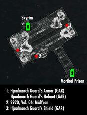Morthal Guardhouse-localmap