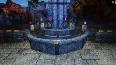 Elemental Dragons Display