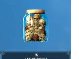 Jar of Skulls
